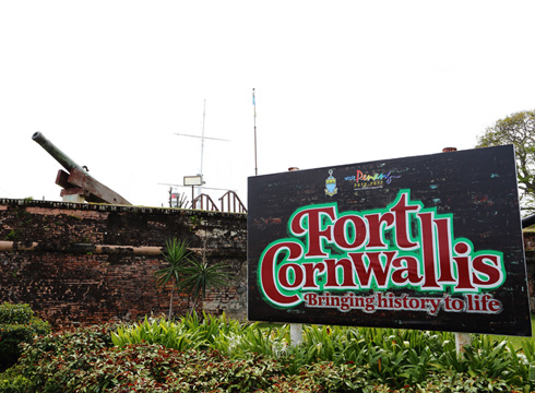 the fort cornwallis Charles cornwallis was very successful in his army career, the kind of person you always want on your side he saw many battles and was the cause of many victories, but he always seemed to find himself as second-in-command with an irksome man over him.