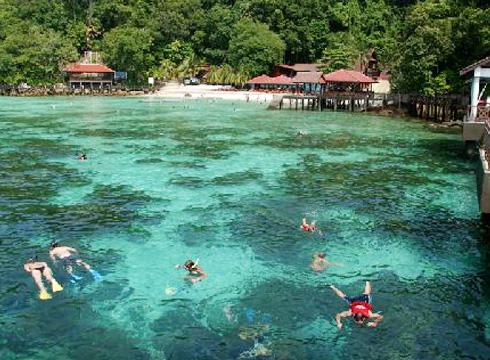 Payar Island Marine Park